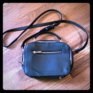 Olive green a new day cross body